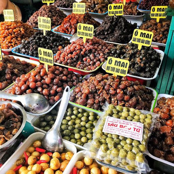 Những món thực phẩm khô Việt Nam được khách chọn làm quà lưu niệm nhiều nhất