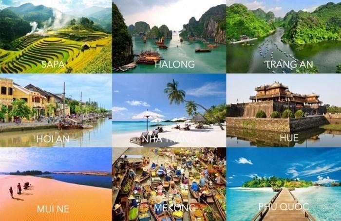 Những địa điểm du lịch hấp dẫn nhất Việt Nam mà ai cũng nên đến một lần