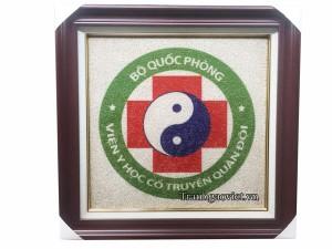 Logo viện y học cổ truyền quân đội