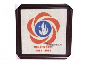 Quà tặng nhà trường- Logo HSSV Việt Nam